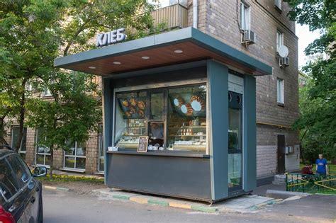moscows sidewalk kiosks weird russia