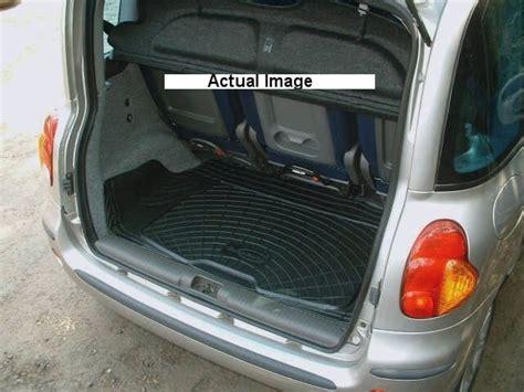 multipla interni fiat multipla rubber boot liner mat anti slip ebay