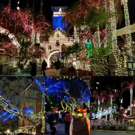 the mission inn hotel spa festival of lights weekends are busy only hotel restaurant guests are