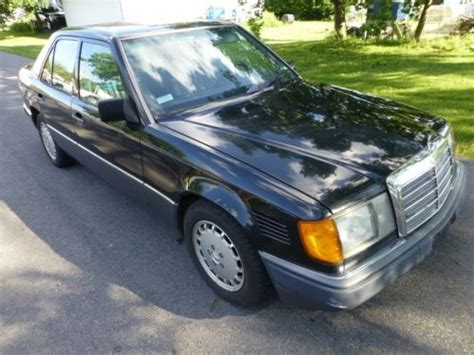 repair anti lock braking 1992 mercedes benz 300d on board diagnostic system purchase used 1992 mercedes 300d turbo diesel 2 5 runs drives exc look in brunswick