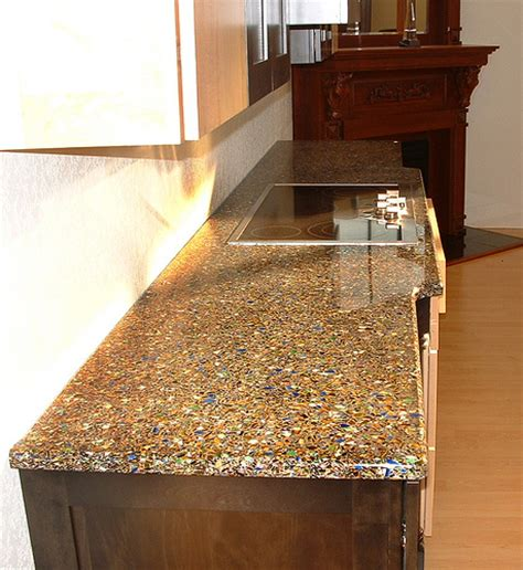 Alternatives To Granite Countertops vetrazzo alternative to granite countertops 152 flickr photo