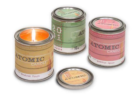 Kudos Home Design Inc by Atomic Design Lab Candles