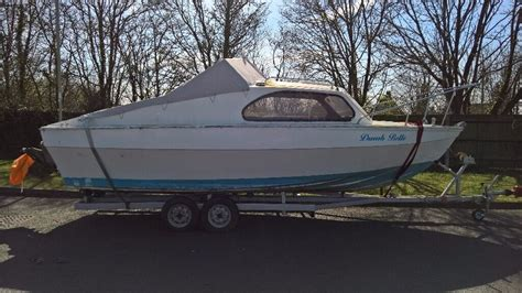 cabin cruiser project boats 22 sports fishing cabin cruiser boat project in andover
