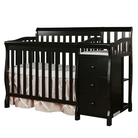 newport mini crib mini crib with changing table attached sorelle newport