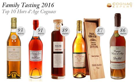 best cognac best hors d age cognac for 2016 350 family tasting