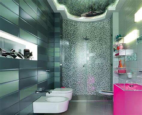 Glass Tile Bathroom Ideas by Glass Bathroom Wall Tile Decor Iroonie