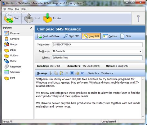 Sms Caster Version Software Sms smscaster e marketer 3 7 keygen free