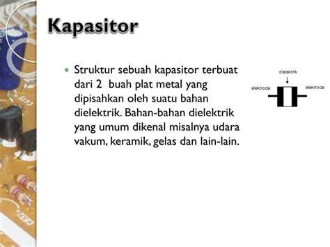 kapasitor 102 j ppt kapasitor powerpoint presentation id 3554041