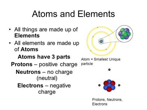 what are protons made up of a bit of bio chemistry ppt