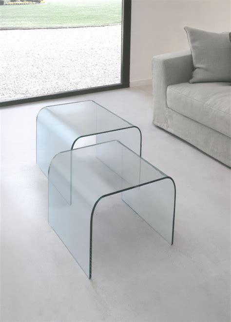 comodini in cristallo complementi d arredo in vetro vetreria lecco vetreria