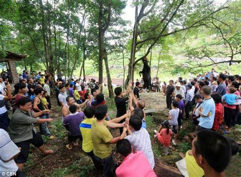 Lu Tidur Sapi festival sadis gantung banteng sai mati di cina ruang hati berbagi
