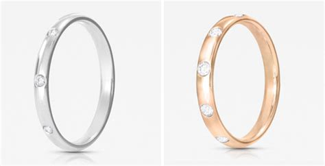 wedding bands sometimes just one isn t enough doubleband