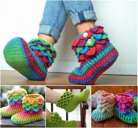 crochet crocodile slippers free pattern crocodile stitch slippers and booties free patterns