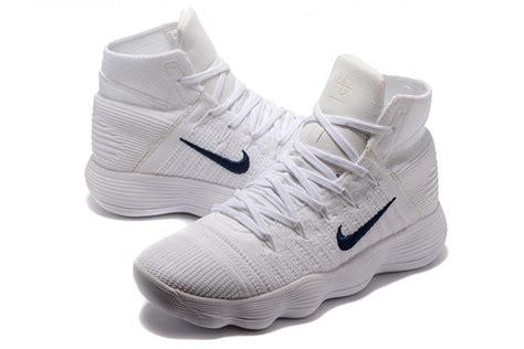 all white basketball shoes nike hyperdunk 2017 basketball shoes all white black
