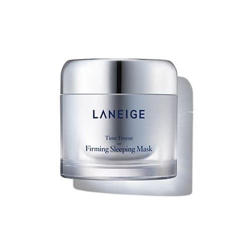 Harga Laneige Time Freeze Sleeping Mask skincare time freeze firming sleeping mask laneige sg