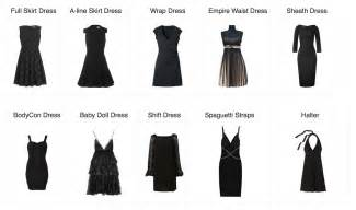 how to find the perfect dress for your figure stylish