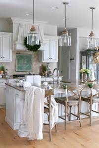 Hanging Lights Kitchen New Farmhouse Style Island Pendant Lights Chic California