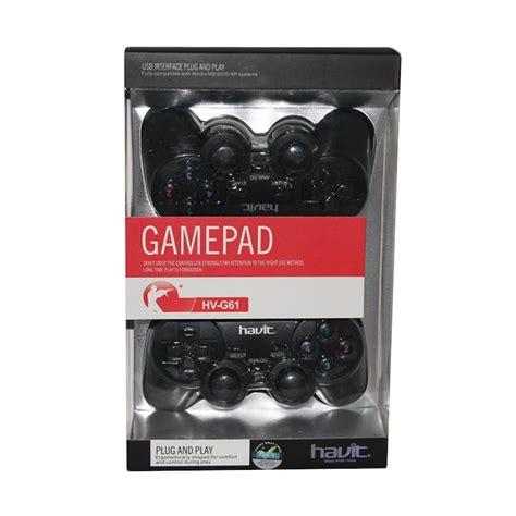 Havit Gamepad Joystick Single Getar Hv G69 Black havit wireless gamepad driver
