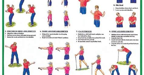 golf swing stretches stretch for better golf golf tips golf tips
