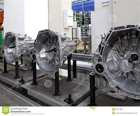 Factory Interior Car Parts by Auto Engines Factory Stock Photos Image 27917803