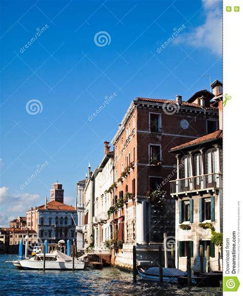 gondola boat porto port of gondola boats in venice italy royalty free stock