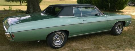 custom 68 impala 68 impala custom coupe classic chevrolet impala 1968 for