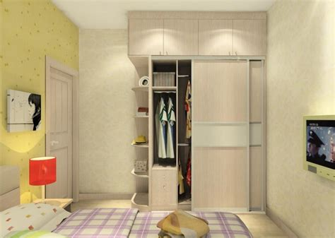 interior design of bedroom wardrobe 3d house