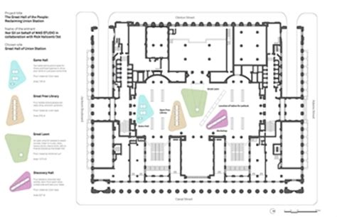 chicago union station floor plan placemaking chicago metropolitan planning council