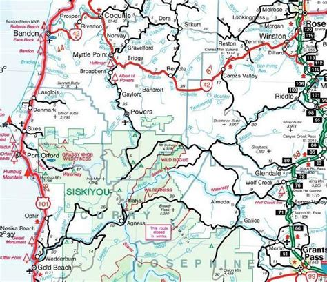 map of oregon state highways biology human road maps of oregon