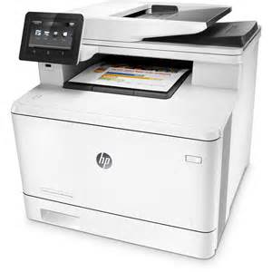 all in one color laser printer hp color laserjet pro m477fdw all in one laser printer cf379a