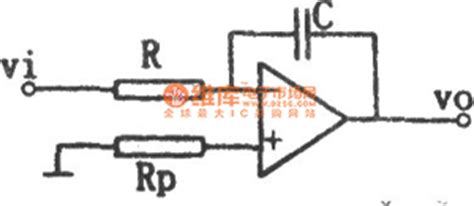 integrator circuit basics basic inverting integrator circuit diagram basic circuit circuit diagram seekic