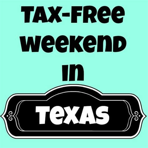 tax free weekend in texas stephanie click
