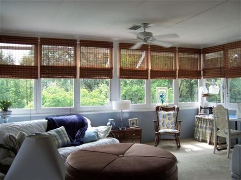 sunroom curtain ideas best 25 sunroom blinds ideas on pinterest