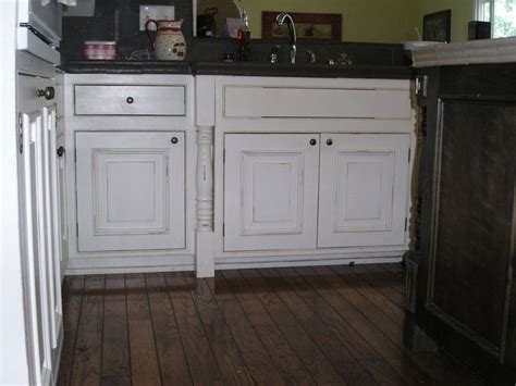 Distressed White Kitchen Cabinets by 46 Best Kitchen Cabinets Images On My House