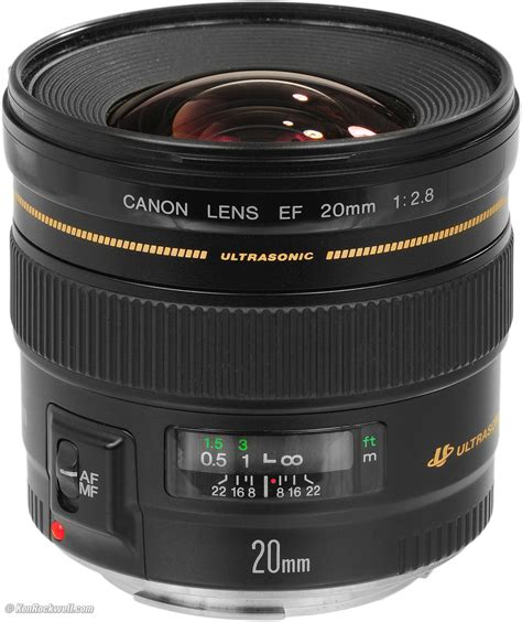 Canon Lens Ef 20mm F2 8 Usm canon 20mm f 2 8 usm review