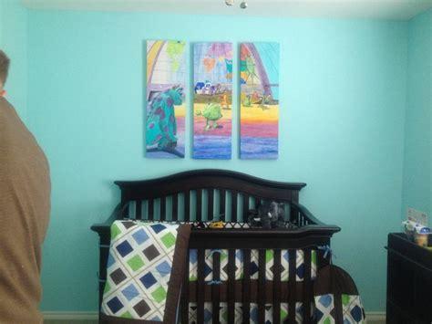 Monsters Inc Nursery Decor Monsters Inc Nursery Rooms Nursery Nursery And Babies