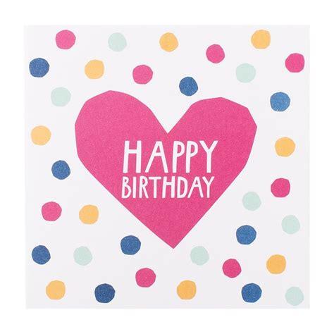 Happy Birthday Card Mba by Greeting Card Happy Birthday Dots Happy Birthday
