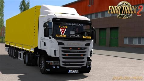 scania g420 interior trailer tırsan v3 0 1 27 x for