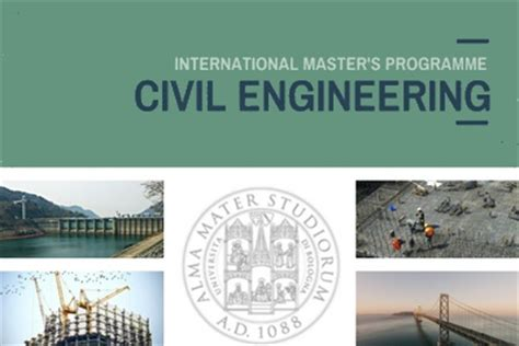 masters degree in engineering international master s degree in civil engineering
