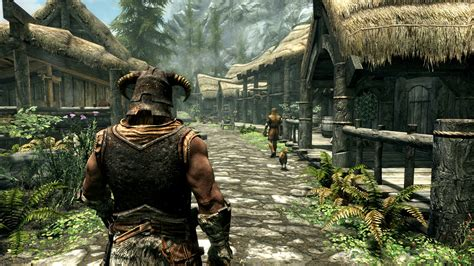 elder scrolls for console the elder scrolls v skyrim switch new footage showcases