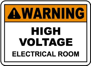 room signs for electrical room signs electrical room safety signs