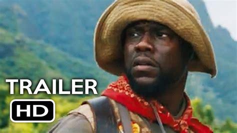 kevin hart jumanji jumanji 2 welcome to the jungle trailer 1 teaser 2017