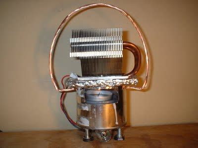 heat to electricity diy thermoelectric generator plans scrap to power