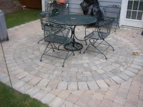 Circle Paver Patio Kits Patio Paver Kits Newsonair Org