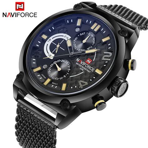 Best Seller Timer 24 Jam Stop Kontak Analog Alat Pengatur Waktu 2017 naviforce luxury brand s analog quartz 24 hour date watches 3atm waterproof clock