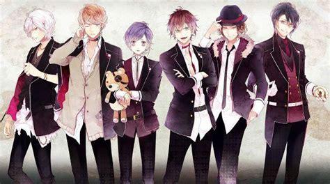 diabolik lovers tap 1 anime hay hodonbangumi diabolik lovers al anime