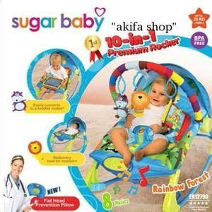 Bouncer 10in1 babies bouncers and sugar on