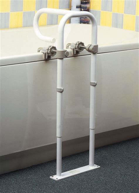 safety rails for bathroom bath safety rail handrail less able bath