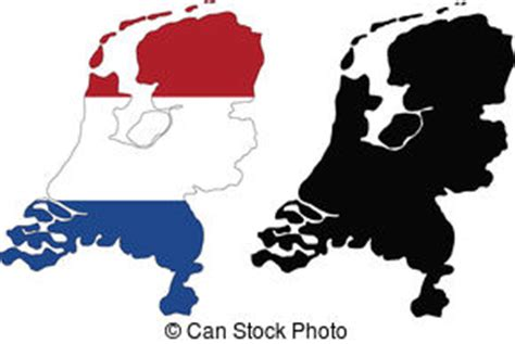 netherlands map clipart netherlands clipart vector and illustration 4 648