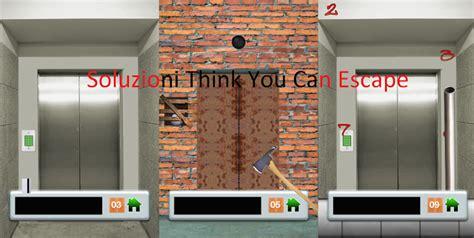 soluzioni di 100 door escape scary italia soluzioni giochi di parole rompicapo escape 100 doors